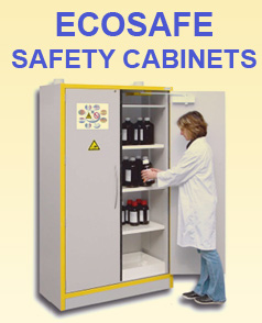 Ecosafe Safety Cabinets