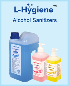 Alcohol Sanitizers