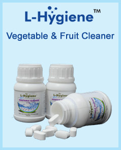 Vegetable & Fruit Cleaner