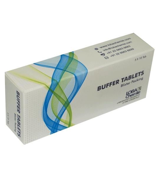 buffer tablets ph 4 0