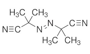 78-67-1 CAS | a,a'-AZOISOBUTYRONITRILE | Cyanides | Article No. 01603